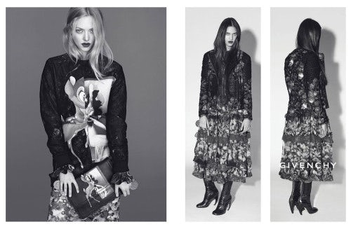 Givenchy Autumn/Winter 2013 Campaign