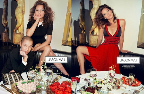 Jason Wu Autumn/Winter 2013 Campaign