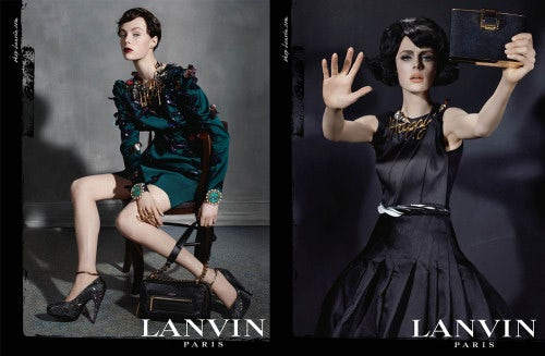 Lanvin Autumn/Winter 2013 Campaign