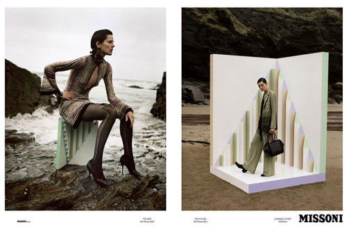 Missoni Autumn/Winter 2013 Campaign