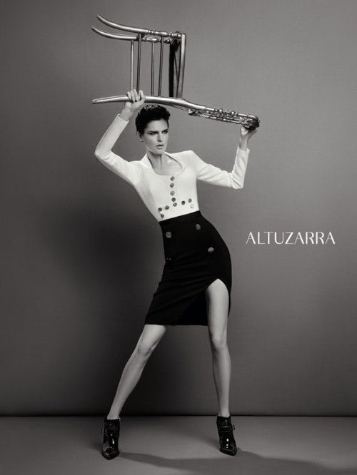 Altuzarra Fall 2013 advertising campaign