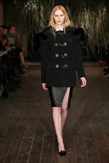 Altuzarra Fall 2012 | Source: Altuzarra