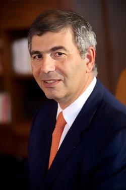 Patrick Chalhoub, chief executive of Chalhoub Group