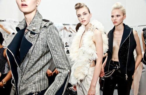 Bouchra Jarrar's latest couture collection   Photo: Marco Walker