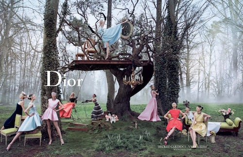 Dior Autumn/Winter 2013 Campaign | Source: Dior