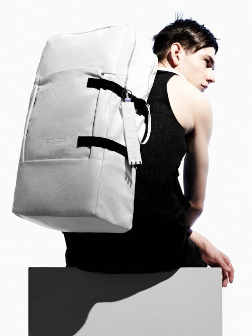 Spring/Summer 2013 Eastpak x Nicomede Talavera | Source: Eastpak