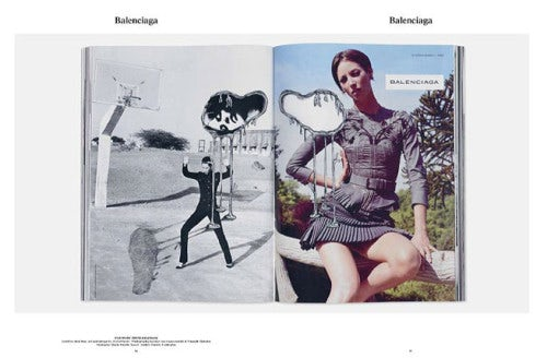 Christy Turlington for Balenciaga   Source: M to M of M/M (Paris)