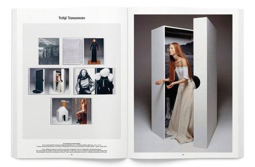 Yohji Yamamoto 1998 catalogue | Source: M to M of M/M (Paris)