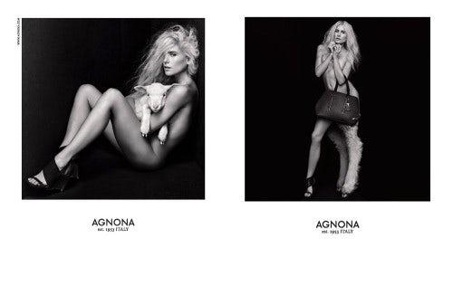 Agnona Spring/Summer 2014 campaign