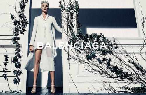 Balenciaga Spring/Summer 2014 campaign