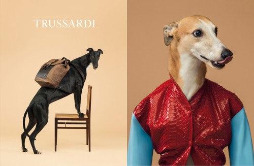 Trussardi Spring/Summer 2014 campaign