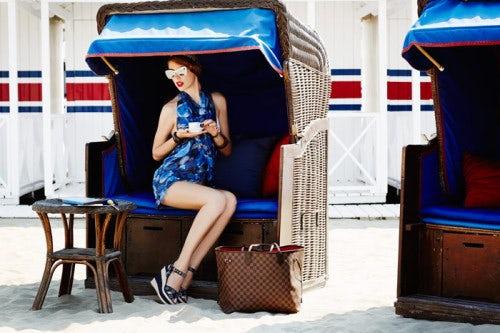 Chiara Ferragni for Louis Vuitton | Source: Chiara Ferragni