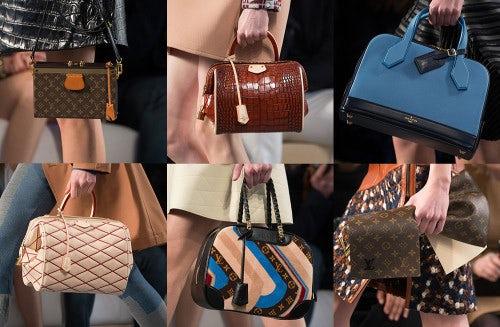 Accessories at Louis Vuitton A/W 2014 | Source: Louis Vuitton