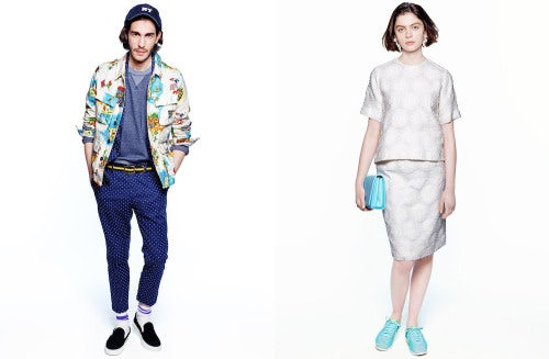 Urban Research S/S 2014 | Source: Urban Research