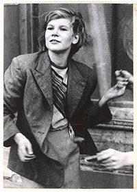 Girl Jiving, 1957 | Source: Roger <br />Mayne via the V&A