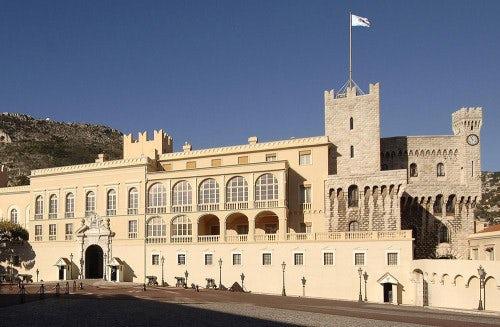 The Palais Princier in Monaco   Source: Louis Vuitton