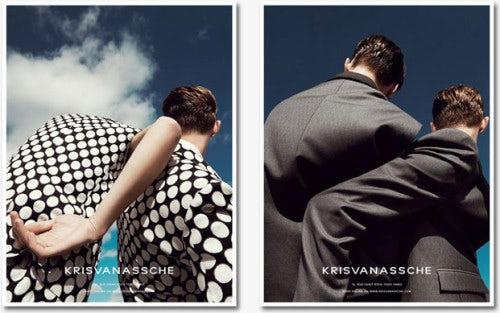 KRISVANASSCHE S/S 2014 campaign | Source: KRISVANASSCHE