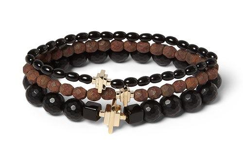 Luis Morais men's bracelet | Source: Mr Porter