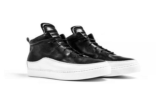 Hi-top sneakers | Source: Public School