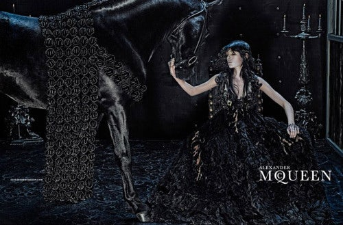 Alexander McQueen Autumn/Winter 2014 Campaign