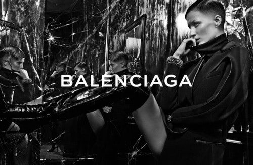 Balenciaga Autumn/Winter 2014 Campaign