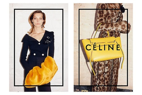 Céline Autumn/Winter 2014 Campaign