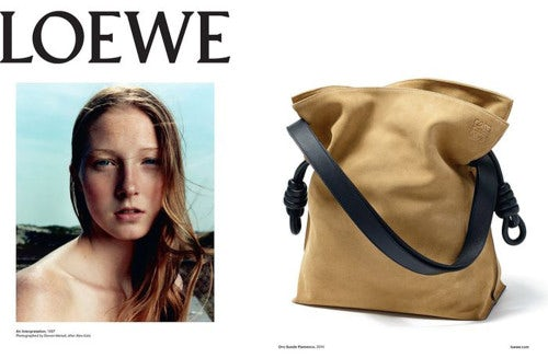 Loewe Autumn/Winter 2014 Campaign