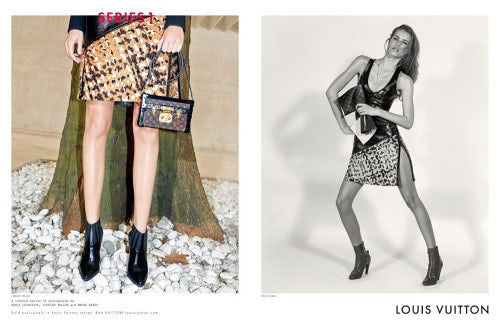 Louis Vuitton Autumn/Winter 2014 Campaign