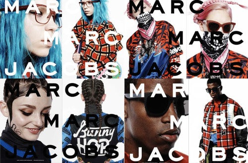 MBMJ, Marc by Marc Jacobs Autumn/Winter 2014 Campaign