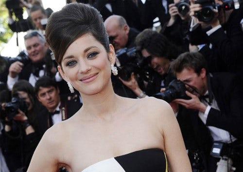 Marion Cotillard wearing Chopard Green Carpet Collection | Source: Chopard