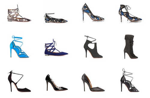 Aquazzura Fall/Winter 2014 collection | Source: Aquazzura