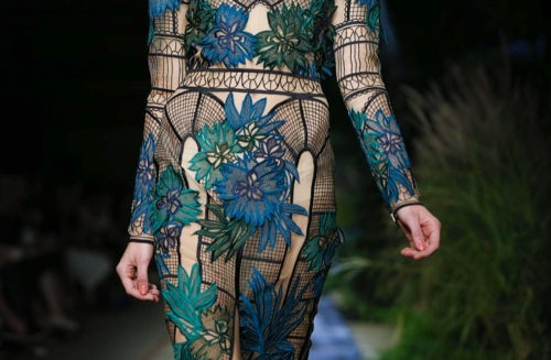 Erdem Spring/Summer 2015 | Source: NowFashion