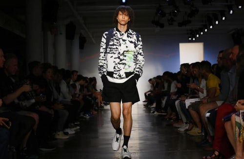 Tim Coppens Spring/Summer 2015 | Source: NowFashion